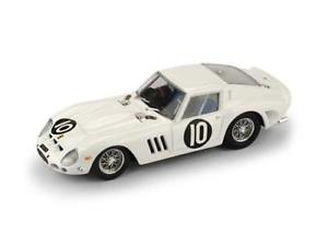【送料無料 tourst】模型車 スポーツカー フェラーリ250 trophy gto r538 tourstトロフィー1962brumm 143 r538モデルferrari 250 gto tourst trophy 1962 hill brumm 143 r538 model, joyjoymarket:8a1f7a49 --- sunward.msk.ru