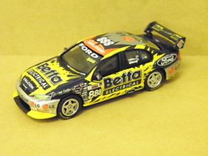 【送料無料】模型車 スポーツカー チームフォードバサーストラウンズ164 team betta electrical ford ba falcon bathurst winner lowndeswhincup 2006
