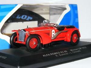 【送料無料 le】模型車 スポーツカー 8 ネットワークアルファロメオルマン#ixo lm1932 alfa romeo lm1932 8c winner 1932 le mans 8 143, タカツク:c3c3026a --- mail.ciencianet.com.ar