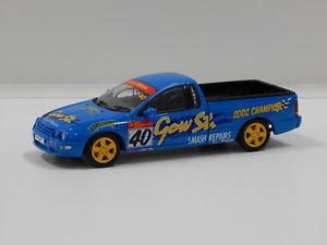 【送料無料】模型車 スポーツカー フォードガウサンフォードレーシング143 ford au xr8 ute gow st ford racing wluff 40 carlectables 43548