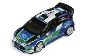 【送料無料】模型車 スポーツカー フォードフィエスタアルゼンチンネットワークモデルford fiesta rs wrc n3 retired argentina 2012 sordo 143 ixo ram516 model