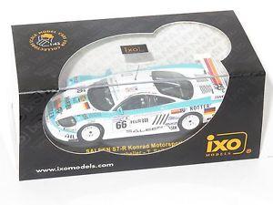 【送料無料】模型車 スポーツカー サリーンコンラッドモータースポーツルマン#143 en s7r  konrad motorsport  le mans 24 hrs 2002 66