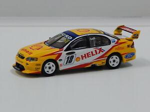 【送料無料】模型車 スポーツカー フォードバファルコンシェルレーシング#ビアンテ164 ford ba falcon shell helix racing wluff 2004 18 biante b640702l
