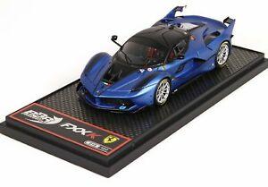 【送料無料】模型車 スポーツカー フェラーリグアテマラモデルferrari gtk 8 2015 bbr 143 bbrc 186l model