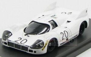 【送料無料】模型車 スポーツカー ポルシェ#ルマンホワイトモデルモデルporsche 91720 20 prove le mans april 1971 white mg model 143 mg43020a model