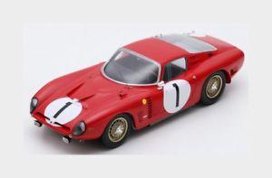 【送料無料】模型車 スポーツカー #ルマンスパークiso rivolta grifo a3c 54l v8 1 le mans 1964 berney noblet spark 118 18s292 mo