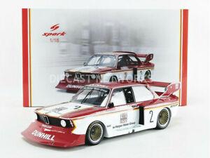 【送料無料】模型車 スポーツカー スパークターボマカオギアレースspark 118 bmw 320 turbo gr 5winner of macau guia race 1980 18mc80