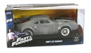 【送料無料】模型車 スポーツカー dom124オリジナルjadafast and furiousモデルdiecast ice chargerfast and furious model diecast ice charger by dom scale 124 original