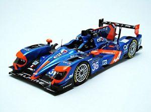 【送料無料】模型車 スポーツカー アルパイン#モデルalpine a450b nissan 36 7th lm 2014 chatinpanciaticiwebb 118 model