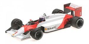 【送料無料】模型車 スポーツカー マクラーレンタグアランプロストmclaren tag mp43 1 formula 1 1987 alain prost