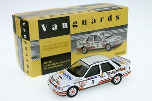 【送料無料】模型車 スポーツカー フォードシエラコスワース×フィッシャーラリーアルスター143 ford sierra cosworth 4x4fisher rally ulster 1991 va 10011