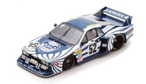 【送料無料】模型車 スポーツカー ランチアベータモンテカルロ#lancia beta montecarlo 52 lm 1980 g brancatellip ghinzanim alen 118