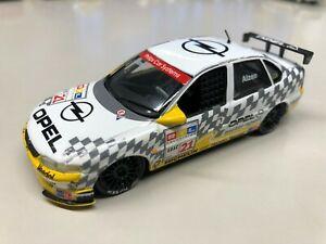【送料無料】模型車 スポーツカー オニキスオペルベクトラオペルモータースポーツonyx opel vectra b stw 1997 143 , uwe alzen nm 21 , opel motorsport