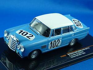 【送料無料】模型車 スポーツカー 143メルセデスベンツ24hスパ1964crevits gosselin102143 mercedesbenz, 24h spa 1964 crevits amp; gosselin, start no 102