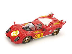 【送料無料】模型車 スポーツカー フェラーリ512s382トリエステopicina1970gmoretti 143モデルbrummferrari 512s 382 winner triestevilla opicina 1970 g moretti 143 model brum