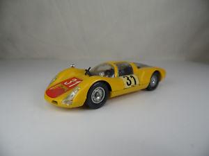 【送料無料】模型車 スポーツカー mx42031 143151フランスsolido porsche carrera 6mx420, solido porsche carrera 6 yellow 31 143 ref 151 made in france
