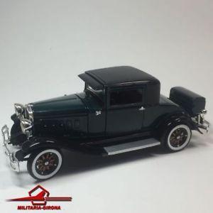 【送料無料】模型車 スポーツカー ハドソンクーペシグネチャーモデルスケールボックス1930 hudson coupe, green colour signature models 132 scale no box