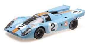 【送料無料】模型車 スポーツカー ポルシェロドリゲスレッドマンデイトナモデルporsche 917k gulf rodriguez kinnunen redman winners 24h daytona 1970 112 model