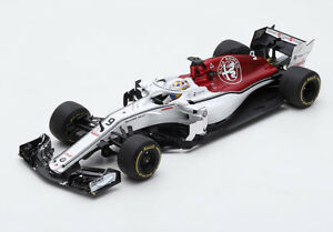 【送料無料】模型車 スポーツカー 118 sauber f19バーレーンgp18mエリクソン18s349spark 118 sauber f1 9 bahrain gp 18 m ericsson 18s349