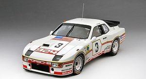 【送料無料】模型車 スポーツカー ポルシェ924カレラターボgt313ルマン1980dベルaholbert 118porsche 924 carrera turbo gt 3 13th le mans 1980 d bell a holbert 118