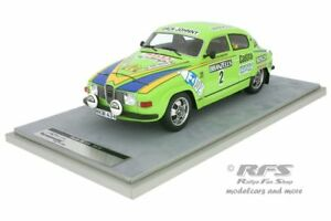 【送料無料】模型車 スポーツカー saab 96 v4ラリースウェーデン1976blomqvist118 tecnomodel tm1880esaab 96 v4 rally sweden 1976 blomqvistsylvan 118 tecnomodel tm1880e