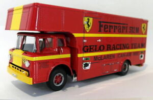 【送料無料】模型車 スポーツカー exoto 143ダイカストexo00009mclarenレースexoto 143 scale diecastexo00009 ford mclaren can am race transporter