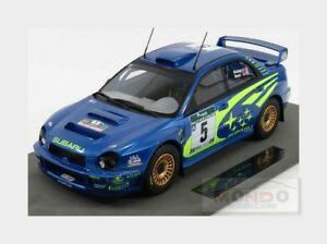 【送料無料】模型車 スポーツカー スバルimpreza wrc5ニュージーランド2001topmarques 118 top037bsubaru impreza wrc 5 rally winner zealand 2001 topmarques 118 top037b fa