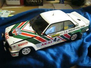 【送料無料】模型車 スポーツカー 118opel asconaswr 1981 discount opel ascona swr 1981 akai in 118 fabrication