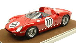【送料無料】模型車 スポーツカー フェラーリ#キロニュルブルクリンクパークスferrari 250 p 111 accident 1000 km nurburgring 1963 parkesscarfiotti 118