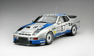 【送料無料】模型車 スポーツカー ポルシェ#ルマンモデルporsche 935 87 16th 1st igt le mans 1982 j busbyd bundy 118 model