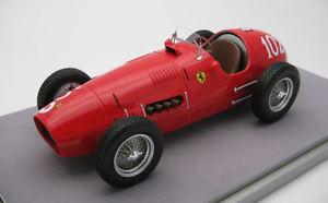 【送料無料】模型車 スポーツカー フェラーリ#ニュルブルクリンクグランプリファリーナモデルferrari 500 f2 102 nurburgring gp 1952 n farina 118 model tecnomodel