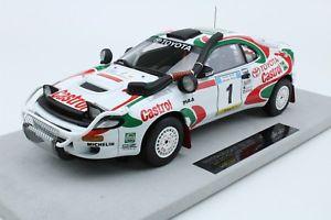 【送料無料】模型車 スポーツカー トップマルケストヨタセリカグアテマラ#カンクネンtop marques toyota celica gt4 1 kankkunenpiironen winner safari 1993 118