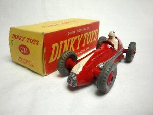 【送料無料】模型車 スポーツカー マセラティマセラティレースカー143 dinky toys gb 231 maserati racing car