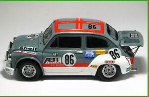 【送料無料】模型車 スポーツカー アバルトアプトグラーネスパマウント124 abarth 1000 abtgrano spa76 n86 sold mounts