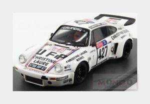 【送料無料】模型車 スポーツカー ポルシェカレーペ#ツアードフランスporsche 911 carrera rsr coupe laure 427 tour de france 1976 mg 143 mad4317 mod