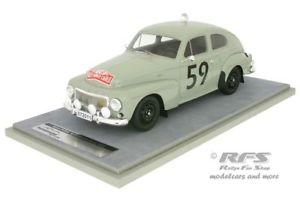 【送料無料】模型車 スポーツカー ボルボモンテカルロラリーvolvo pv 544 rallye monte carlo 1964 tranalindstrm 118 tecnomodel