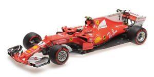 【送料無料】模型車 スポーツカー フェラーリスクーデリアフェラーリライコネングランプリモナコモデルferrari sf70h scuderia ferrari k raikkonen 2nd gp monaco 2017 118 model bbr