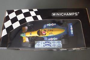 【送料無料】模型車 スポーツカー ベネトンフォードb191ネルソンピケット1991benetton ford b191 nelson piquet 1991