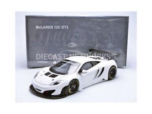 【送料無料】模型車 スポーツカー マクラーレングアテマラautoart 118 mclaren mp412c gt3 2013 81341
