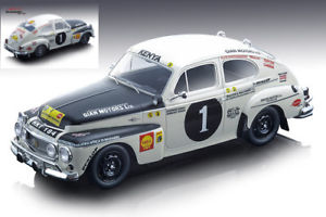 【送料無料】模型車 スポーツカー ボルボ#サファリラリーシンモデルvolvo pv544 1 winner safari rally 1965 singh 118 model tecnomodel