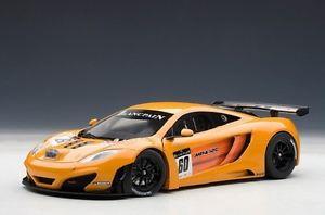 【送料無料】模型車 スポーツカー マクラーレングアテマラプレゼンテーションautoart 81340 mclaren 12c gt3 presentation car 2011