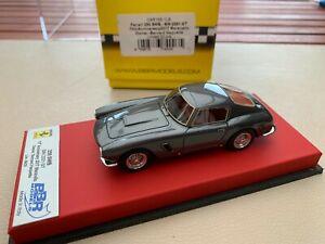 【送料無料】模型車 スポーツカー bbrフェラーリ250 swbシャシー2371gt70anni maranelloベース143bbr ferrari 250 swb chassis 2371gt 70 anni maranello red leather base 143