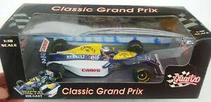 【送料無料】模型車 スポーツカー quartzo 118アランプロストウィリアムズf1 fw15cアフリカ183301993gpquartzo 118 alain prost williams f1 fw15c 1993 gp of south africa winner, 1