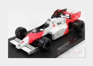 【送料無料】模型車 スポーツカー マクラーレンf1 mp42タグ7シーズン1984アランプロストgp replicas 118 gp005bモデルmclaren f1 mp42 tag 7 season 1984 alain prost gp replicas 118 gp0