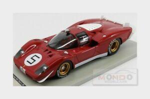 【送料無料】模型車 スポーツカー フェラーリ512sテストルマン1970イクスschetty tecnomodel 118 tm1804i m