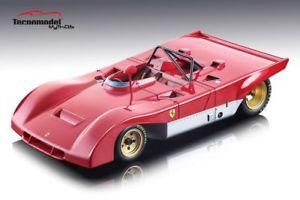 【送料無料】模型車 スポーツカー フェラーリバージョンモデルferrari 312 pb 1971 press version 118 model tecnomodel