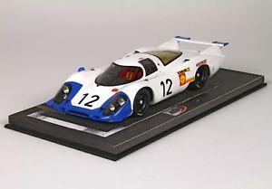 【送料無料】模型車 スポーツカー ポルシェエンジニアリング#ルマンporsche 917 syst engineering 12 le mans 1969 elford attwood bbr 118 bbrc 1833b