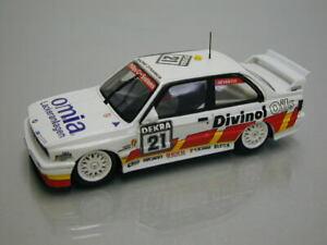 【送料無料】模型車 スポーツカー カスタムbmw m3 e30 dtm93 divinol oils 21 in 118 custom