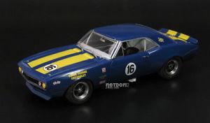 【送料無料】模型車 スポーツカー ペンスキー#118 gmp 1967 camaro penskesunoco 16 the rarity