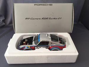 【送料無料】模型車 スポーツカー ポルシェカレラターボ#マティーニシルバーストンミュラーporsche 911 carrera rsr turbo 22 21 martini silverstone 118 autoart mller photos